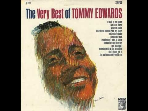 Tommy Edwards - You win again