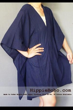 Gauze Tunic Dress, Gauze Tunic Dress Plus Size