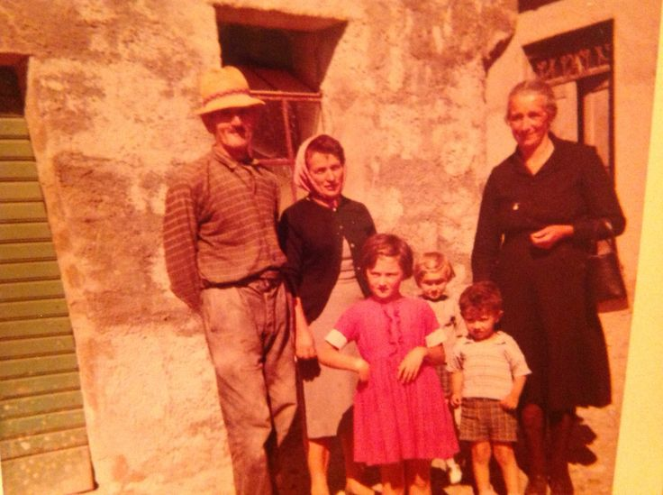 from @Julie Ferrari : Joseph Ferrari taken in Italy sometime during 1960's by his visiting niece, Sister Anita Ferrari. I would love to get info on kids in this picture as I was about the same age.