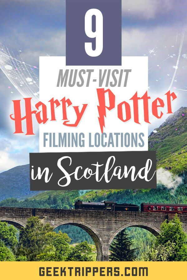 The Ultimate Guide To Harry Potter Filming Locations In Scotland This Is A Must Read Harry Potter Filming Locations Filming Locations Europe Vacation Planning
