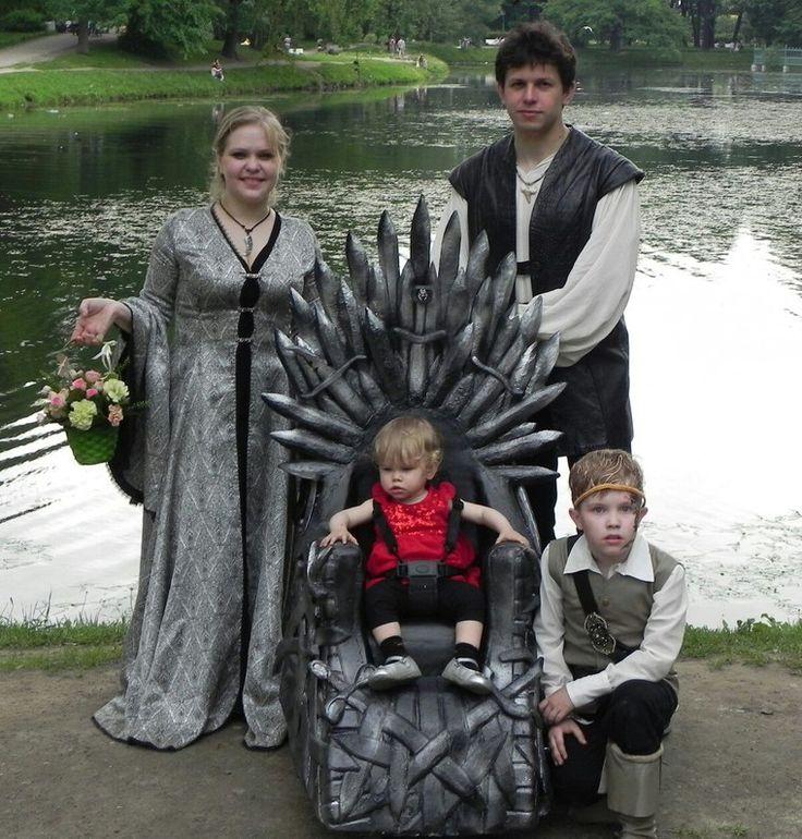 Делаем Железный трон из старой коляски - Ярмарка Мастеров - ручная работа, handmade
