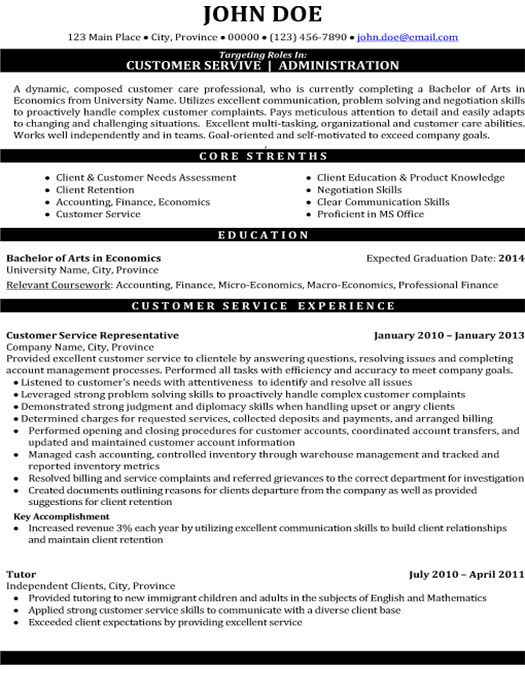 Resume Resume Sample For Customer Service Administrator 26 best administration resume templates samples images on click here to download this customer service template httpwww