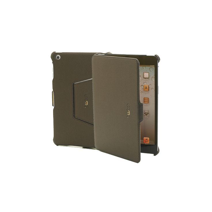 Θήκη TWITCH Booktab Business Version για iPad mini - καφέ/κίτρινη