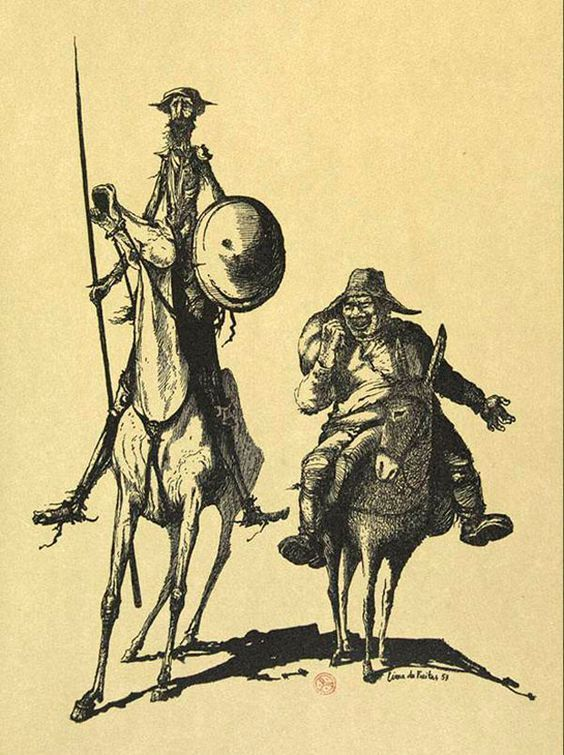 [MÊS DOS CLÁSSICOS] Dom Quixote #6