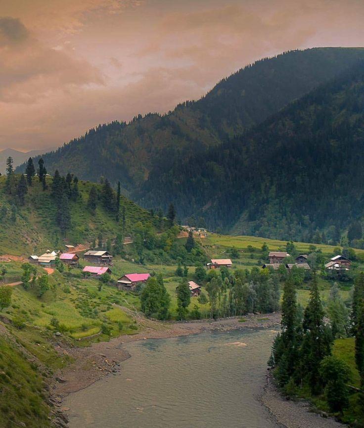 Toabat Neelam Valley Kashmir Pakistan