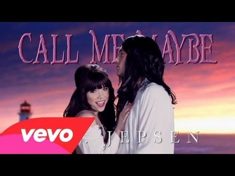 Carly Rae Jepsen Call Me Maybe  Makes me want to dance....!