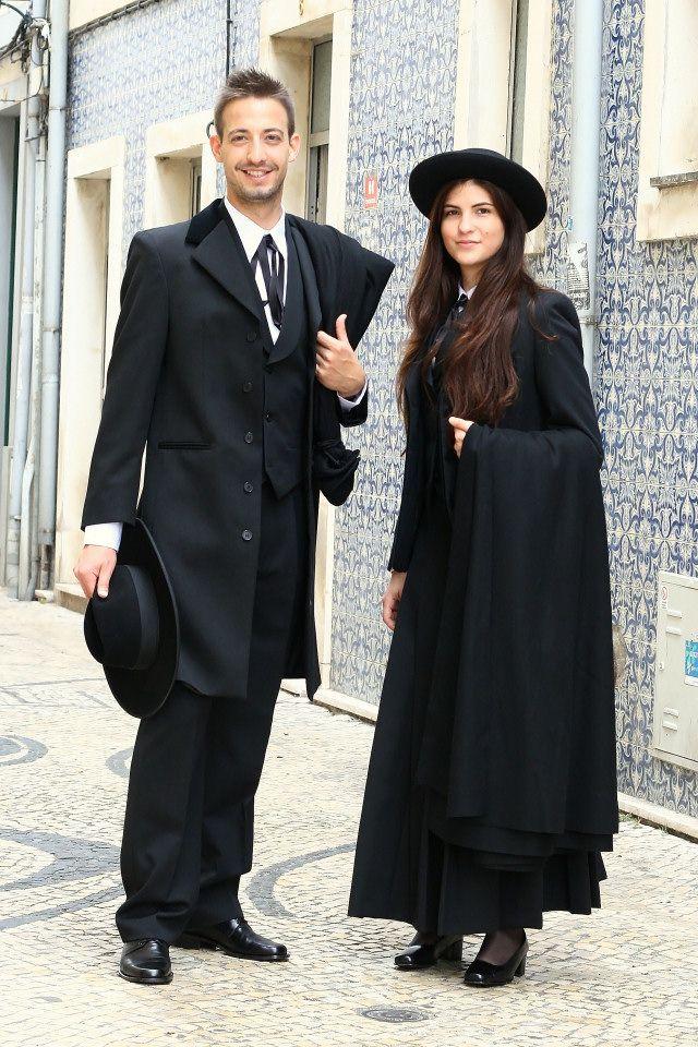 Viseu, Portugal Estudantes universitários / Estudiantes universitários / University students