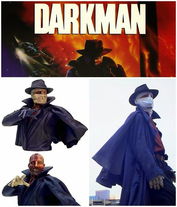 17 Best Images About Darkman Cosplay On Pinterest