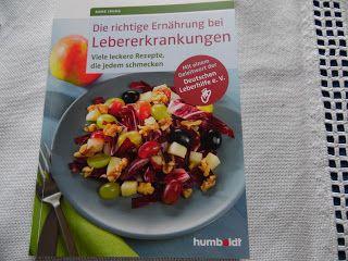 """Selbst-ständig (als) DA: gelesen: """"Die richtige Ernährung bei Lebererkranku..."""