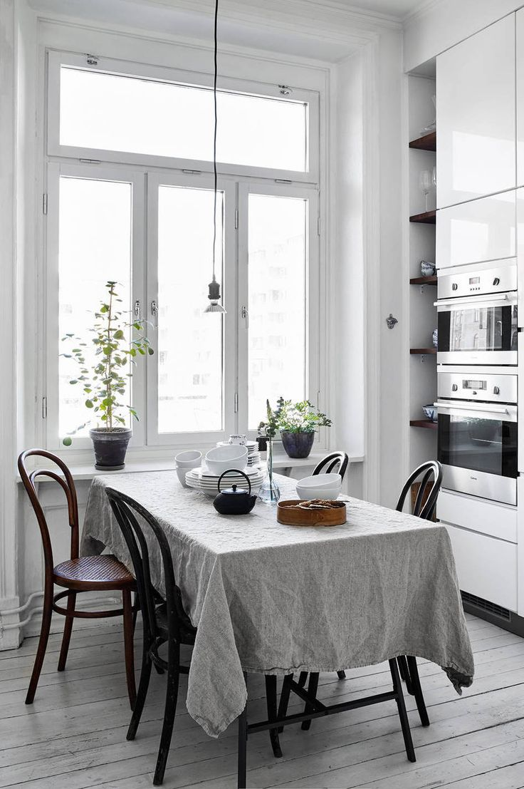 1782 best images about living spaces on pinterest - Scandinavian kitchen table ...
