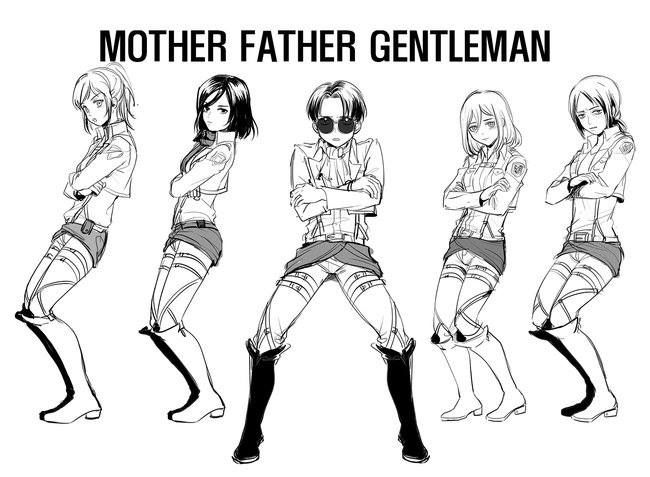 Mother Father Gentleman~