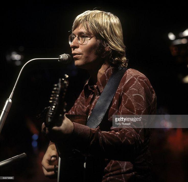 Photo of John DENVER; performing on 'The John Denver Show' BBC TV... News Photo   Getty Images