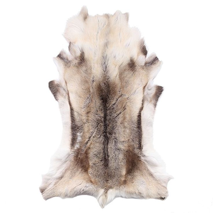 Wild and wonderfully soft, the Reindeer Animal Hide Rug from NSW Leather Co will heighten the charm and classic style of your space.