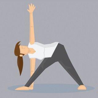 Alle Anfänger aufgepasst - die besten Yoga Übungen für Neulinge.