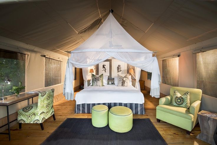 Pafuri Camp Luxury Tented Accommodation