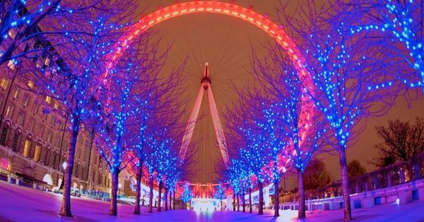 Christmas in London🎡🎄 Check out our new magazine article👇