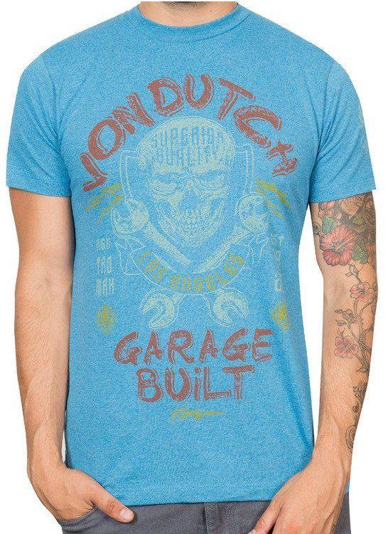 Von Dutch T-Shirts New Zealand. Garage Built