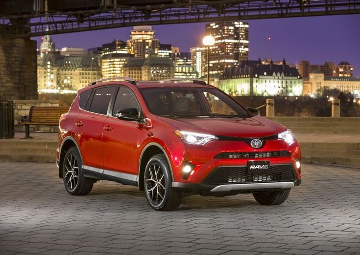 Test Drive the 2016 Toyota RAV 4 in London Ontairo
