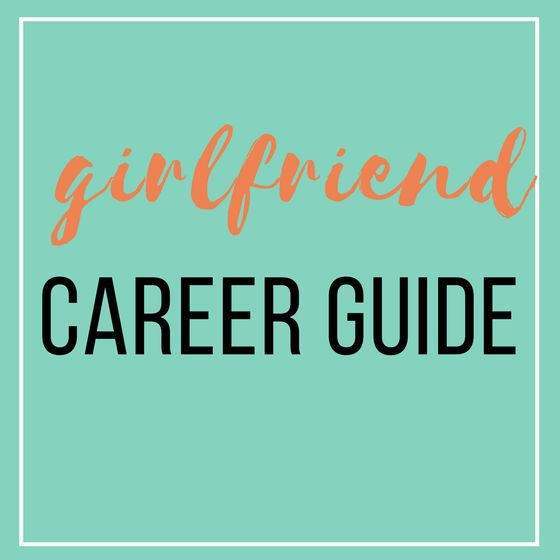 35 best Girlfriend Career Guide images on Pinterest Career - career live
