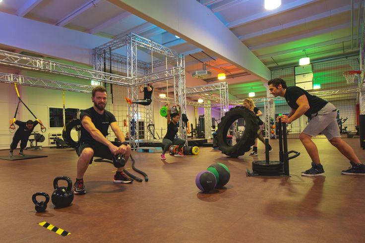 Fitness Club & Fitness Studio
