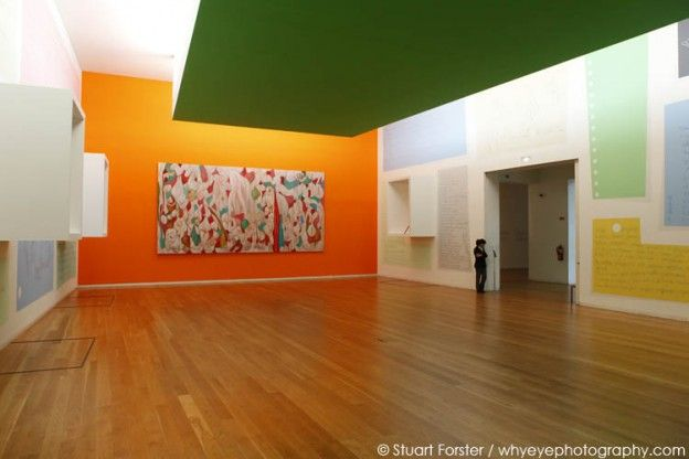 The Serralves Contemporary Art Museum in Porto, Portugal.
