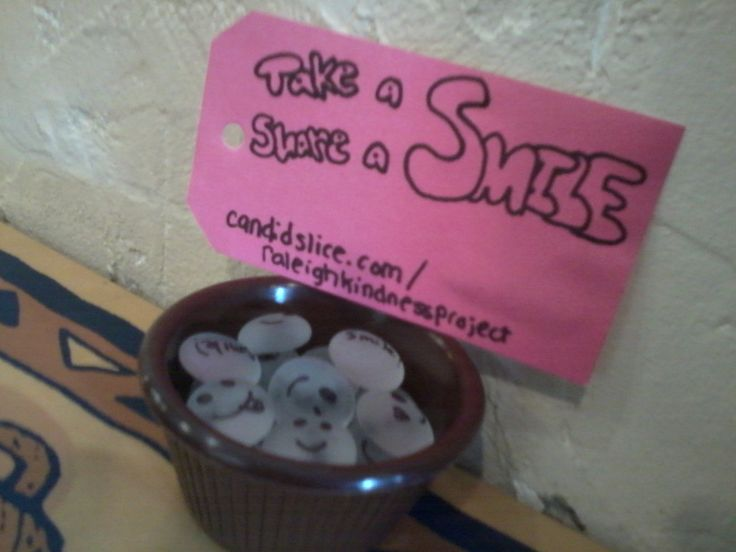 Random Acts of Kindness Ideas, Sharing Little Smile Stones, and Ten Volunteer Projects for Kids!