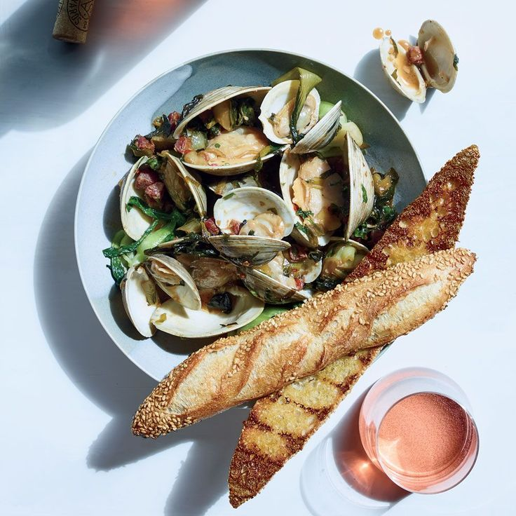 how to cook clams chinese style