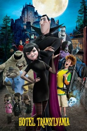 I OWN IT :)  Hotel Transylvania, (a movie to watch over, and over)