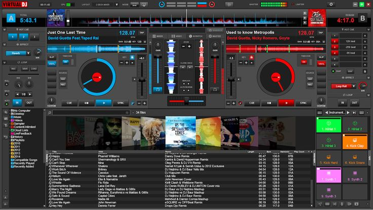 Atomix Virtual DJ Pro 8.0.2048 Crack - App Share Free - Find the latest free software, apps, downloads for Windows, Mac, iOS, and Android.