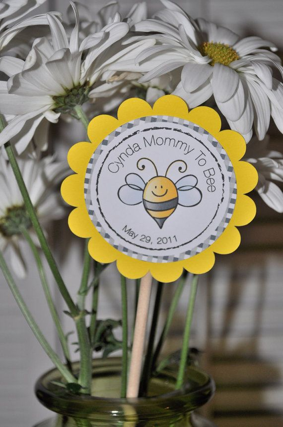 61 Best Mother To Bee Baby Shower Images On Pinterest