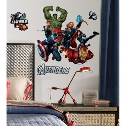 Best Bentley Gift Ideas Images On Pinterest Marvel Avengers - Superhero wall decals target