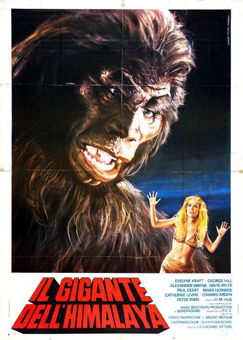 """The Mighty Peking Man (1977) aka """"Goliathon"""""""