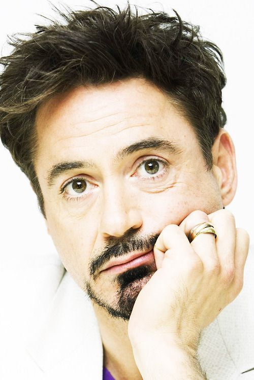 RDJ Getting even better with age! I think it's totally appropriate to cal him yummy