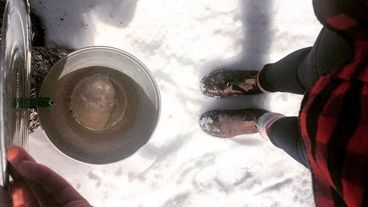 "One of our great entries that have come in for our Blundstone #EhtoZ photo contest!  📷: ""Made in Canada"" by Instagrammer juliannahache  Remember to fill out an entry contest form at ehtoz.blundstone.ca and tag your photo #EhtoZ on Instagram! Contest closes April 30th. #blundstoneca #EhtoZ"