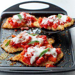 Filety z kurczaka w parmezanowej panierce | Blog | Kwestia Smaku