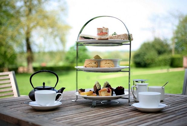 There's something so decadent about an afternoon tea.  Little finger sandwiches with delicate fillings, moist morsels of cake and all washed down with lots of tea or bubbly – depending on your...
