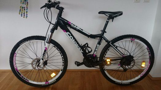 Bicykel CONWAY MOUNTAIN LADY 401 - Tvrdošín, predám