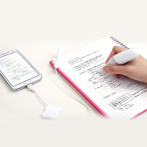 [Fun&Free] Lollol Digital Pen IP100-01A Note Taker Apple iPhone iPad iPod Touch