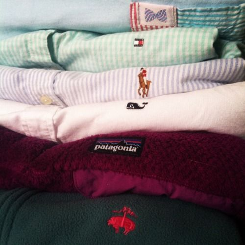 ncsouthernbelle13: Necessary preppy brands
