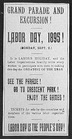 History of Labor Day  http://billpetro.com/history-of-labor-day