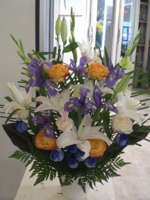 http://www.unny.com flower arrangement