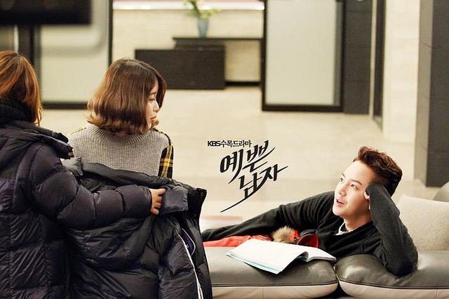 """All About Sukkie: [Pics] """"Beautiful Man (Bel Ami)"""" BTS from KBS Official Website"""