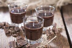 Domáci čokoládový likér   Recepty.sk