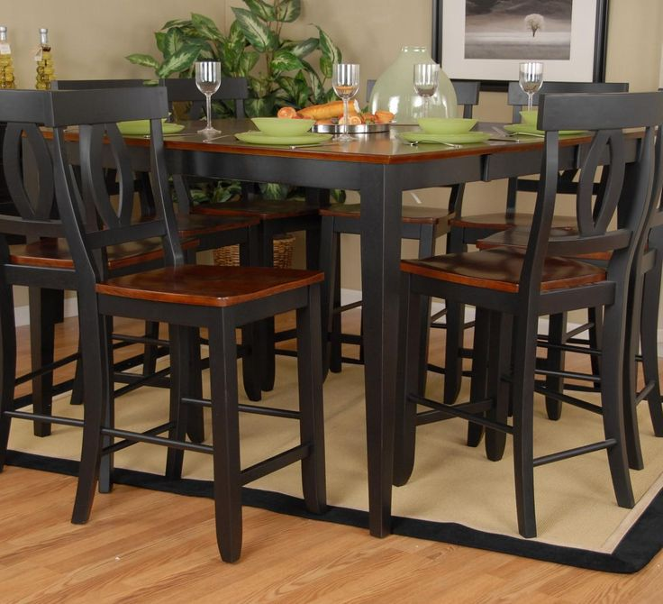 Ligo Products Dining Room Counter Height Table 452200