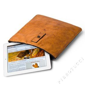 A nice way to break-in your iPad #iPadcase