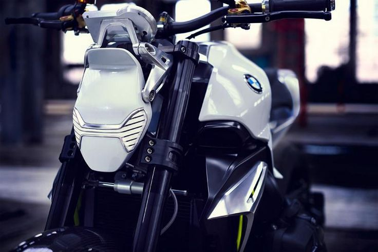 BMW concept Roadster motorcycle 6