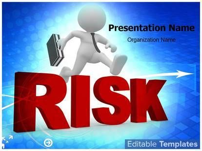 Risk PowerPoint design template. This #PowerPoint #theme can be associated with #Risk #Goal #success #business #Opportunities #BusinessRisk #skills #training etc.