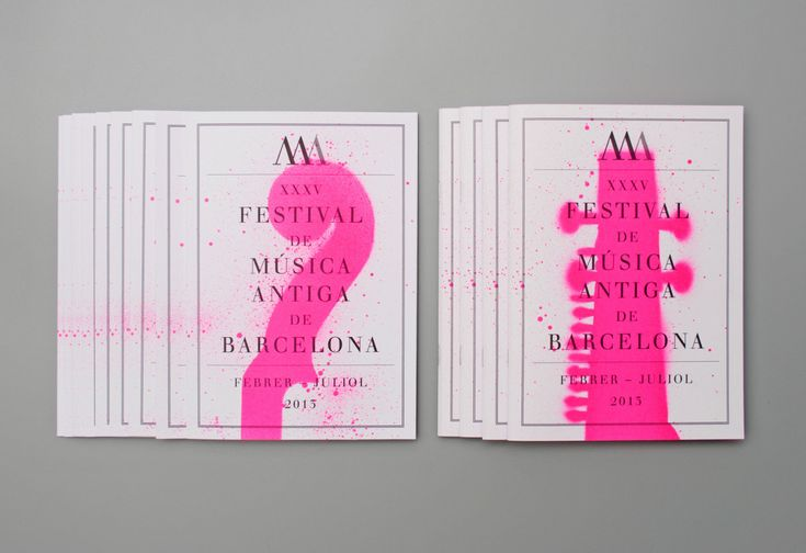 XXXV Festival de Música Antiga de Barcelona
