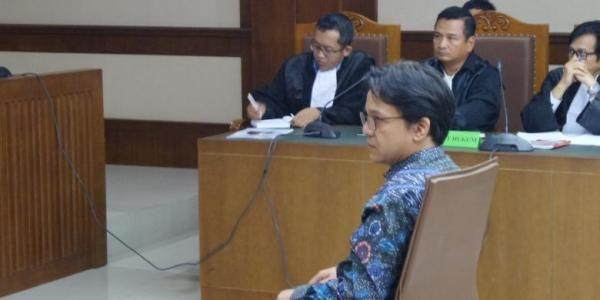 Anak Buah Pengacara yang Lakukan Suap, Dengarkan Vonis Hakim Tipikor