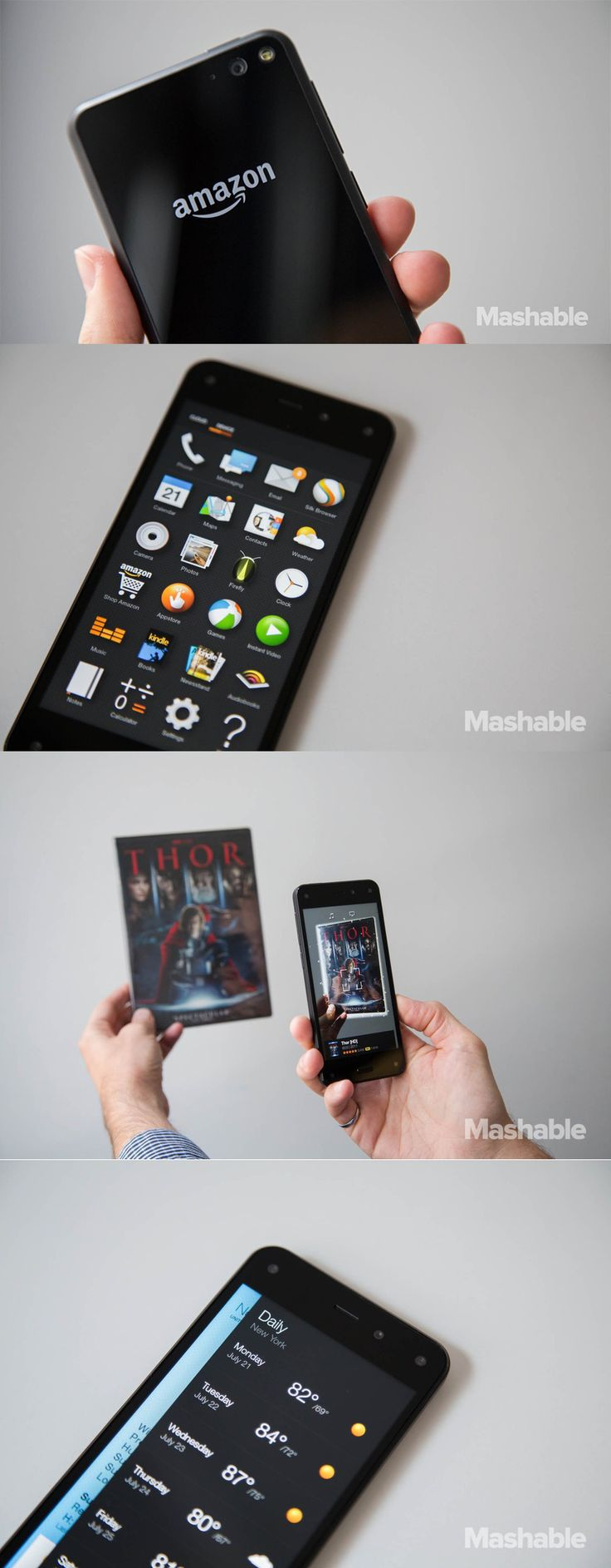 Amazon Fire Phone [REVIEW]